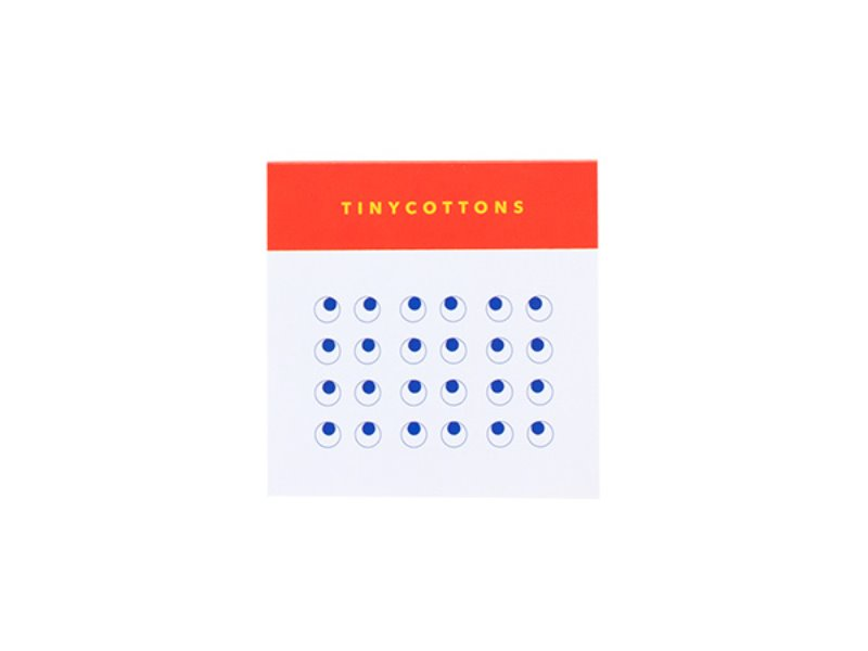 ***60%***[tinycottons]BLOCK PARTY notepad-off-white/merchandise