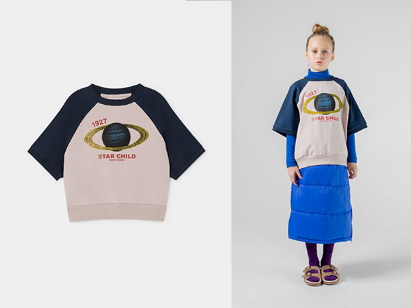 ***60%***[bobochoses]Archigram Saturn Sweatshirt