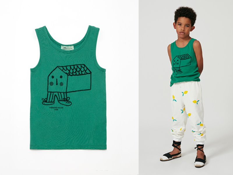 [weekend house kids]House tank top