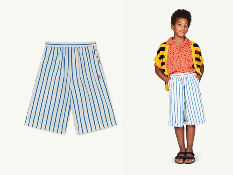 [T.A.O]BUFFALO KIDS TROUSERS