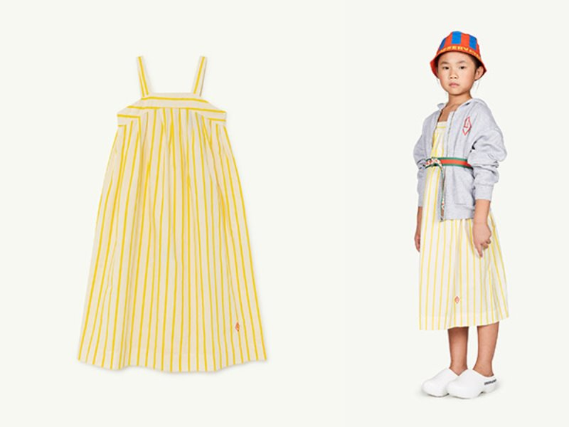 [T.A.O]GIRAFFE KIDS DRESS