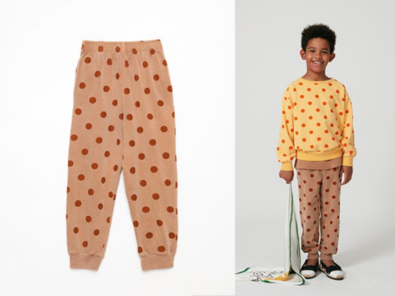 [weekend house kids]Dots pants