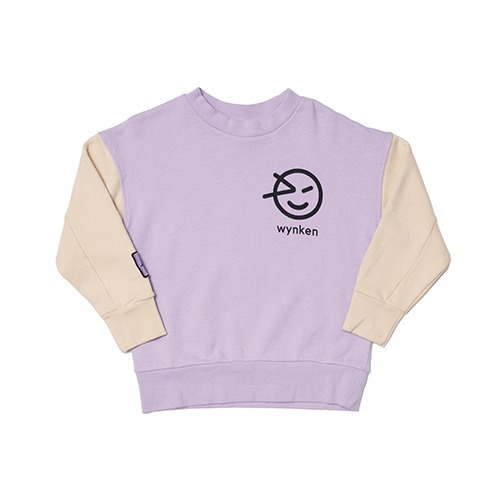 [wynken] Blouson Wynken Sweat  - LILAC / SAFARI