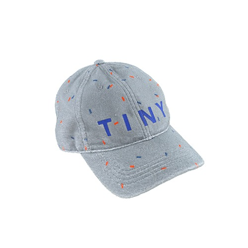 [tinycottons] TINY STICKS CAP - summer grey