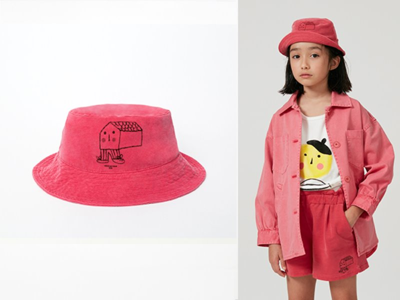 [weekend house kids]House Hat