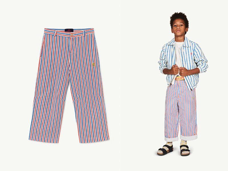 [T.A.O]CAMEL KIDS TROUSERS