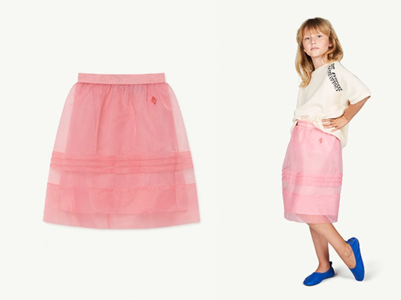 [T.A.O]BLOWFISH (AND UNDERSKIRT) KIDS SKIRT