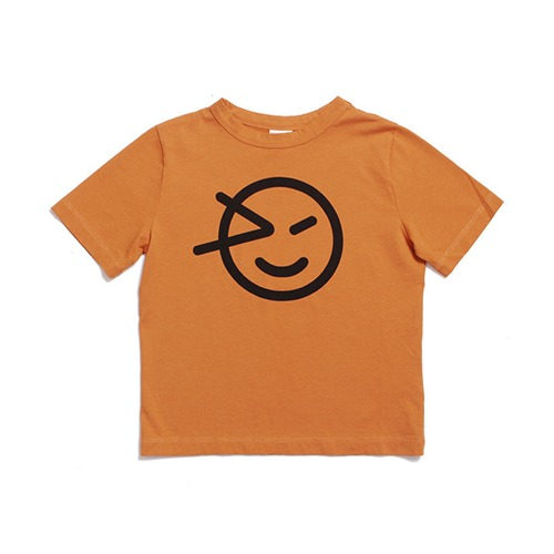 [wynken] Wynken Tee  - BURNT ORANGE
