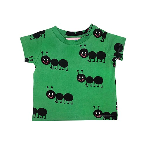 [Hugo♥Tiki] GREEN-ANTS - T SHIRT